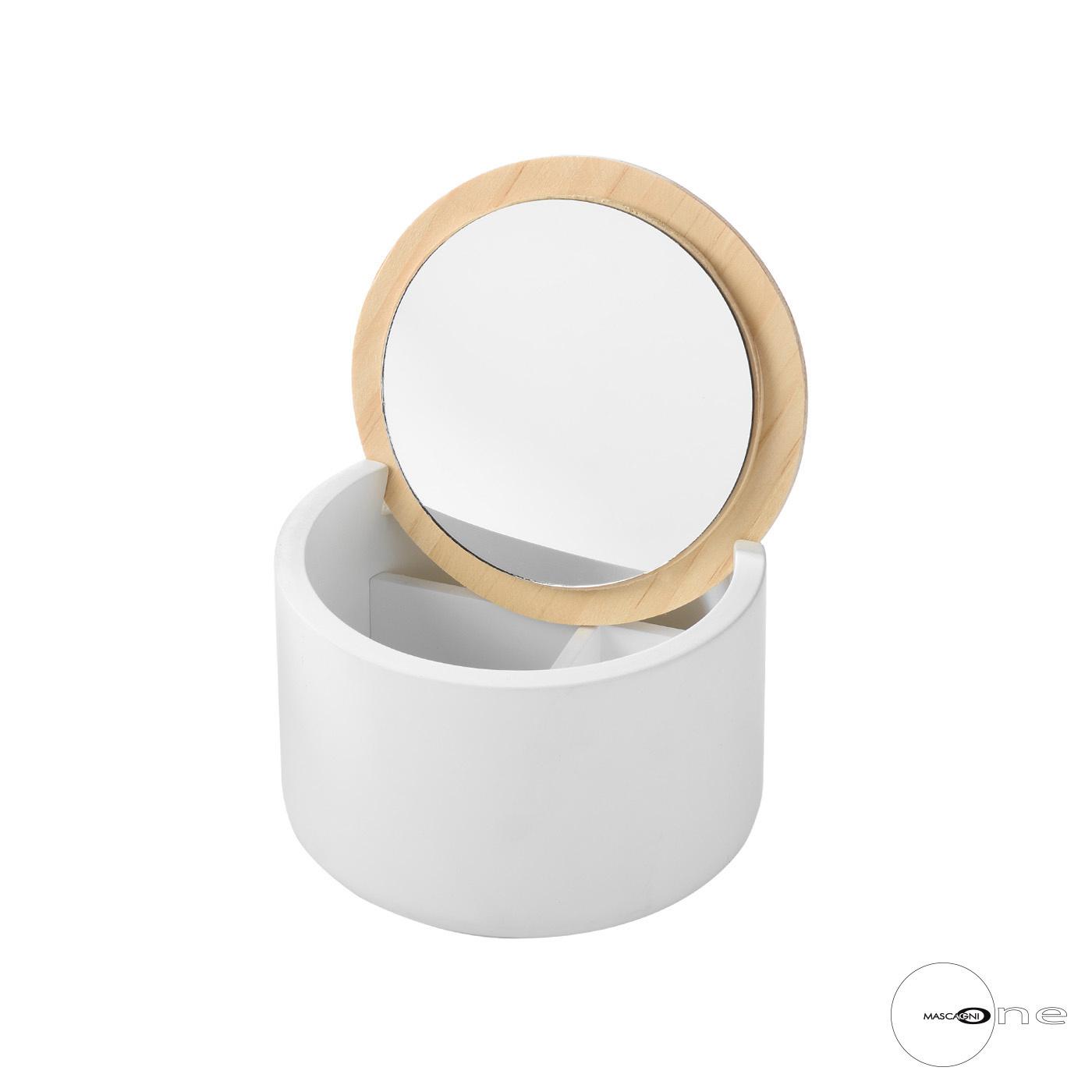 Art Mascagni O1492 BOX DIAM.13 - COL.WHITE