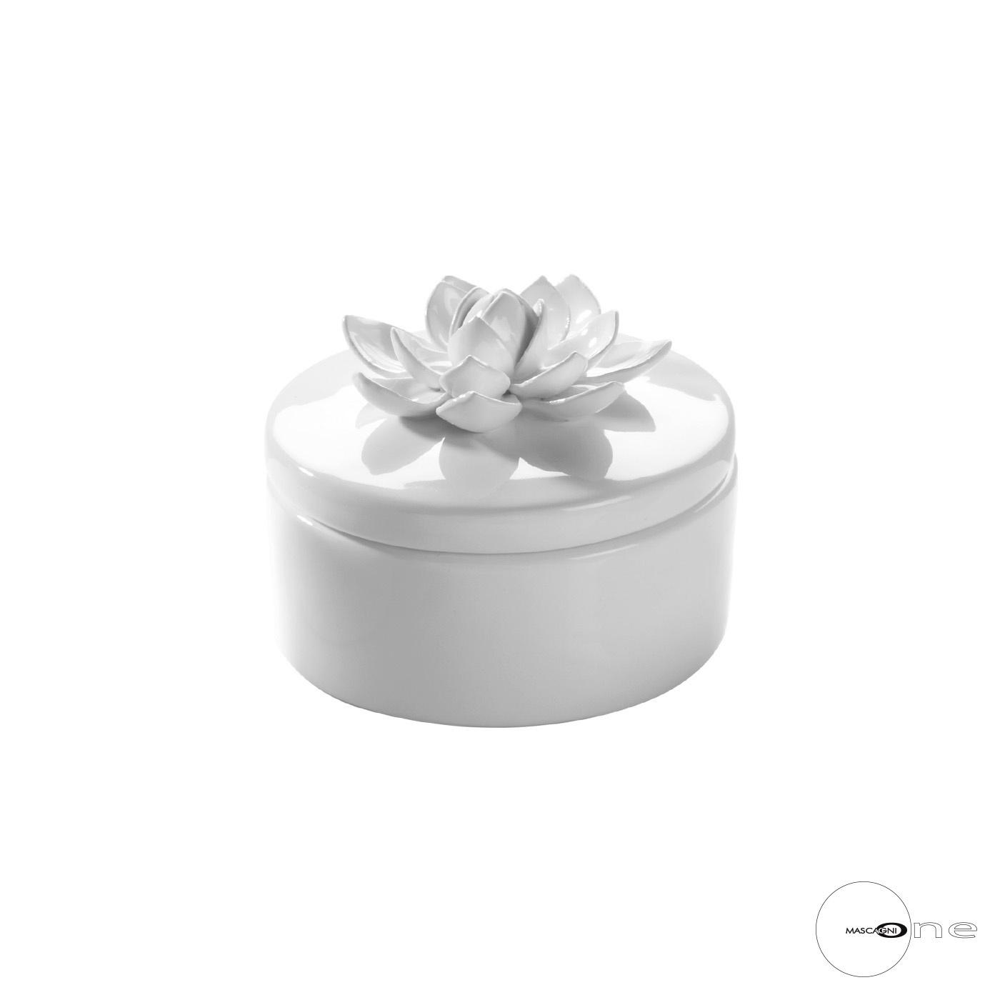 Art Mascagni O1500 BOX DIAM.11 - COL.WHITE