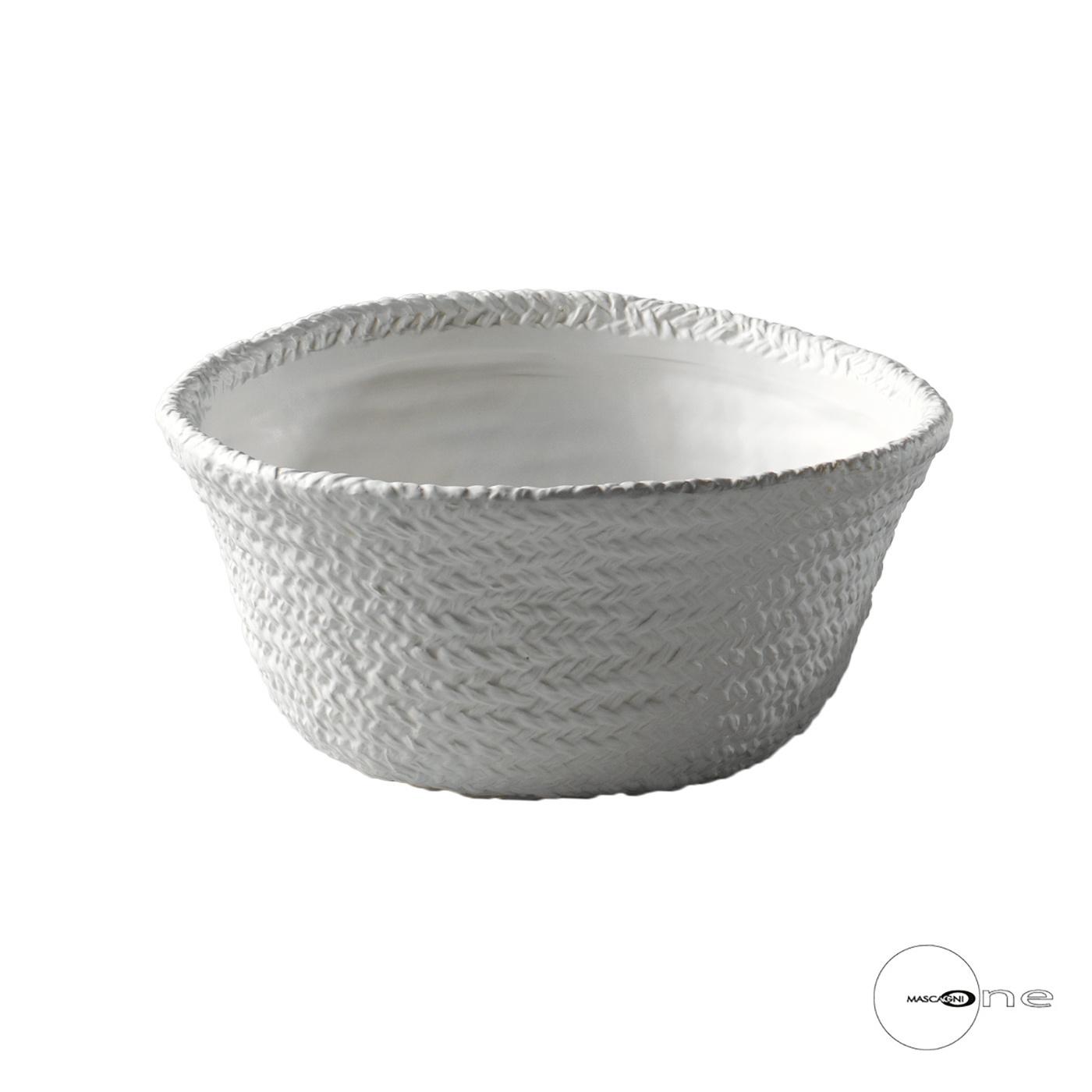 Art Mascagni O1517 BOWL - COL.WHITE