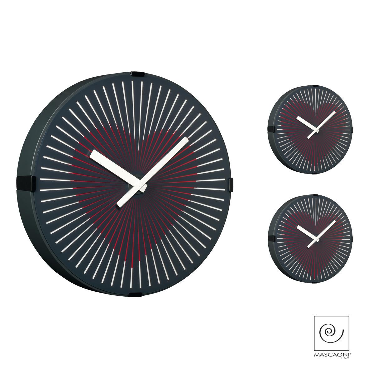 Art Mascagni PULSE CLOCK DIAM.30