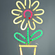 Art Mascagni SUNFLOWER WALL LED DECORATION