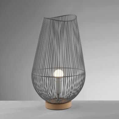 Art Mascagni O1554 LAMP DIAM.24,5 - COL.GREY
