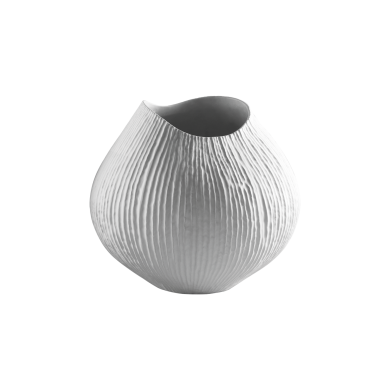 Art Mascagni O1417 VASE CM.27,5 - COL.WHITE