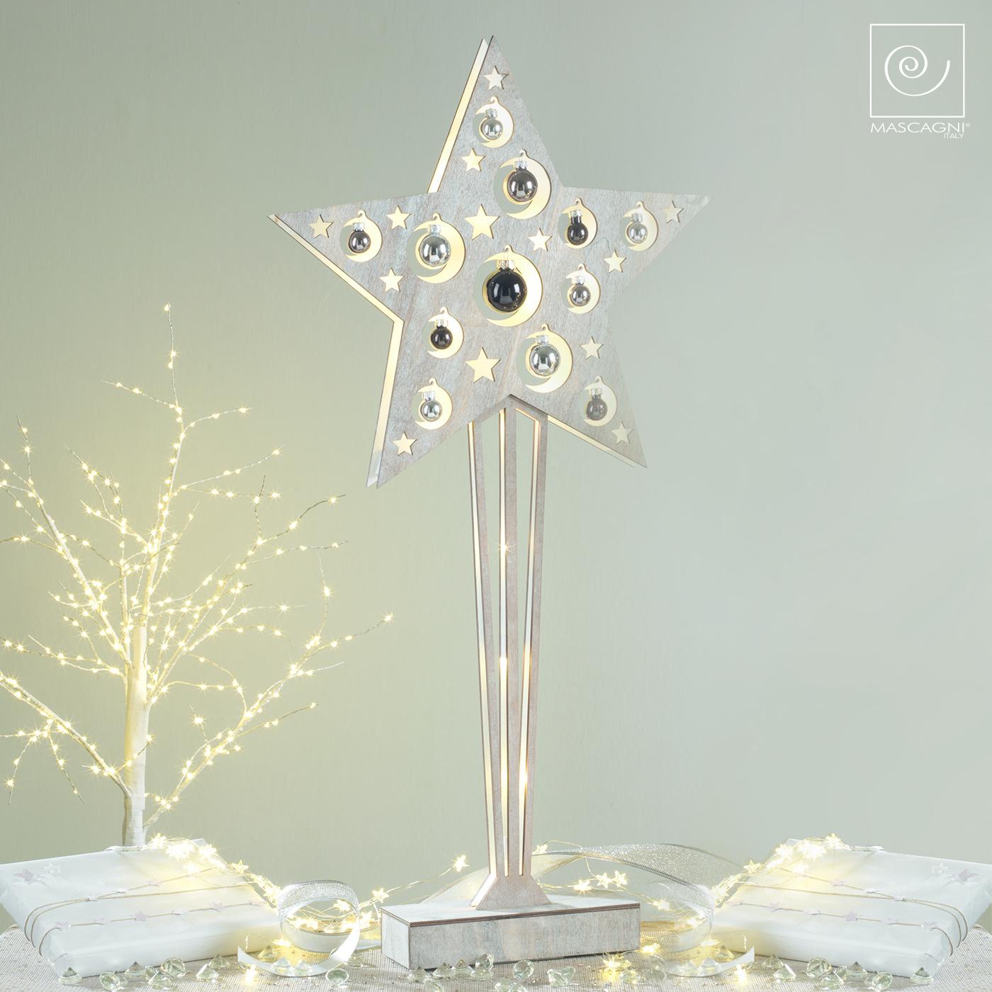 Art Mascagni LED STAR CM.75 - COL. WHITE
