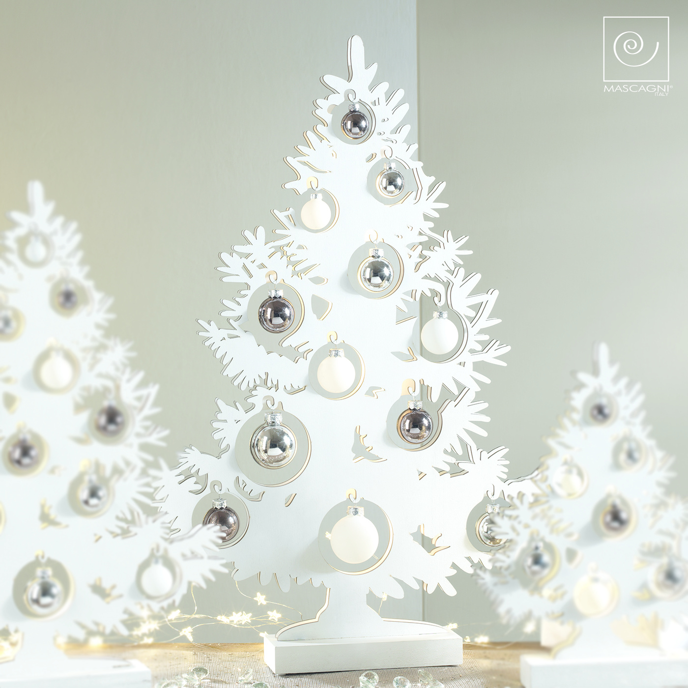 Art Mascagni LED TREE CM.64 - COL. NOCE