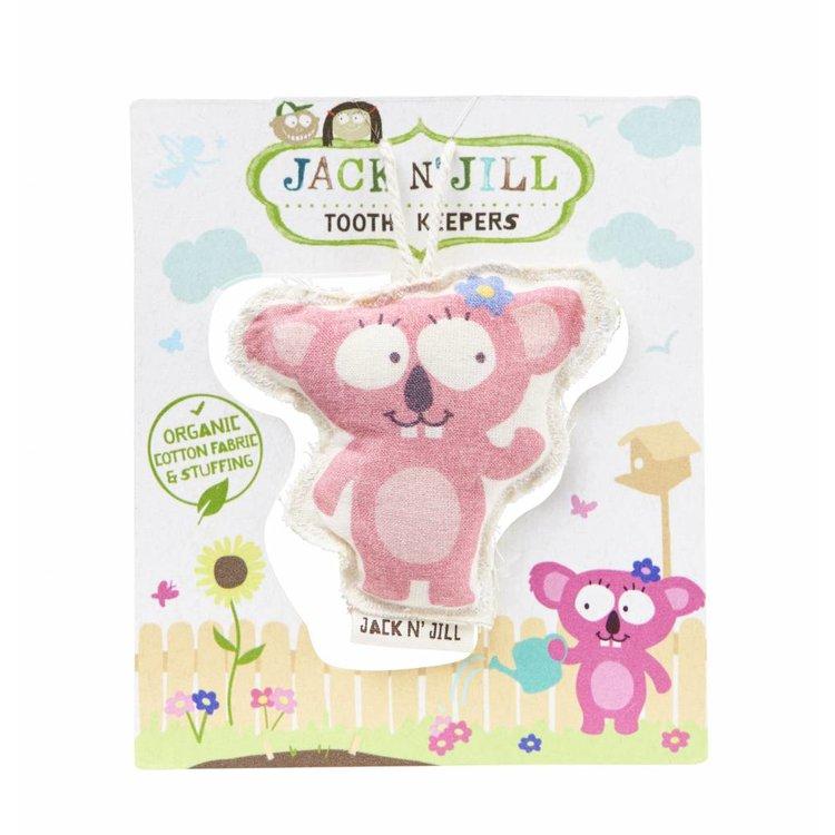 Jack N' Jill Tandenbewaarzakje - Koala
