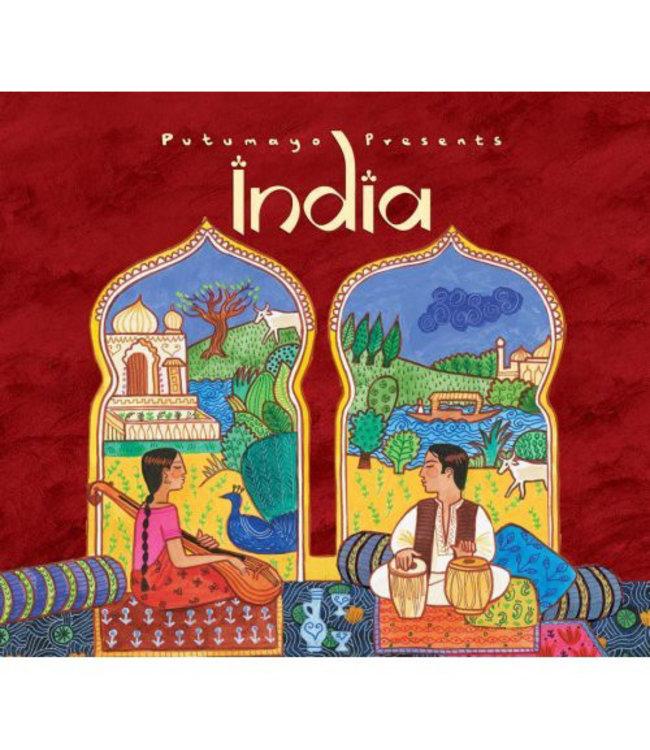 India CD