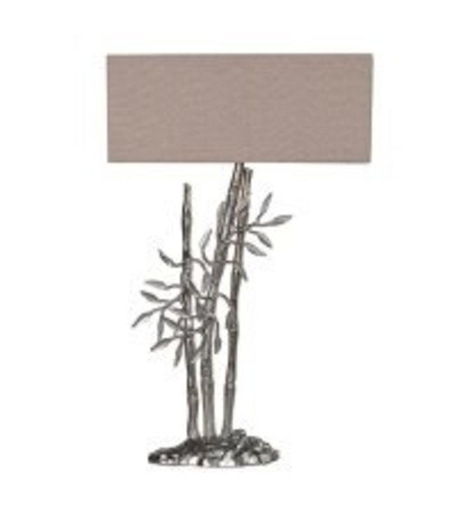 Bamboo Shoots Lamp with Shade