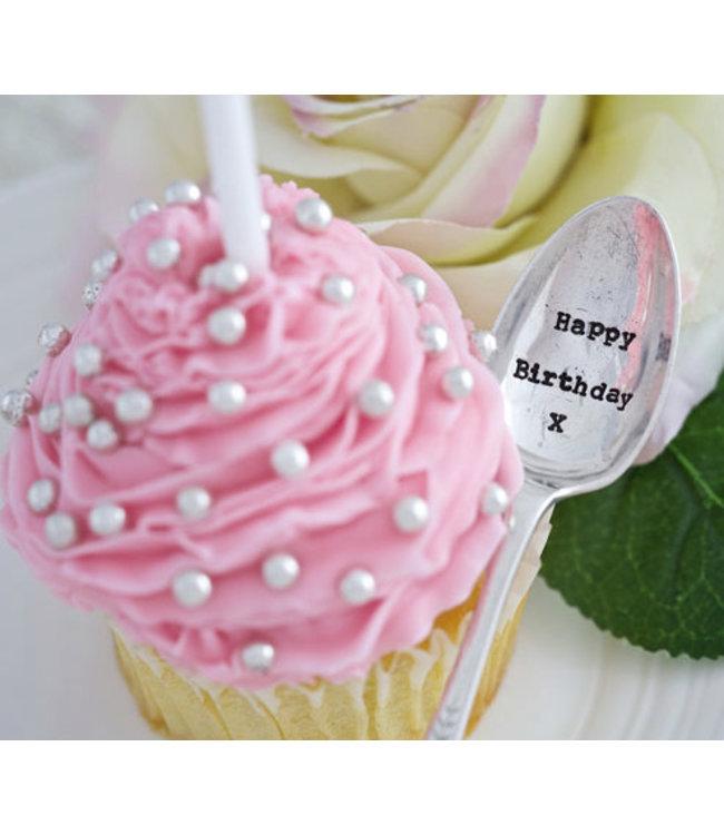 Teaspoon - Happy Birthday