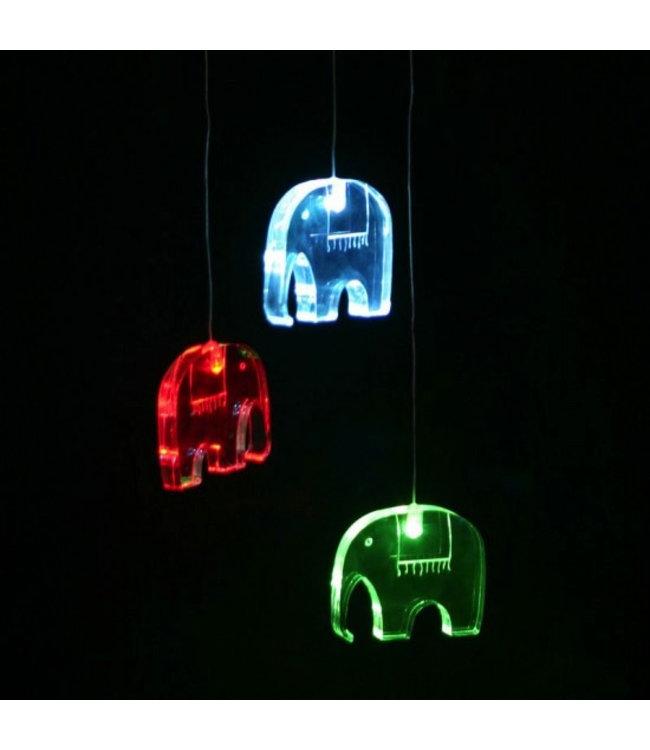 Elephant Mobile Lights