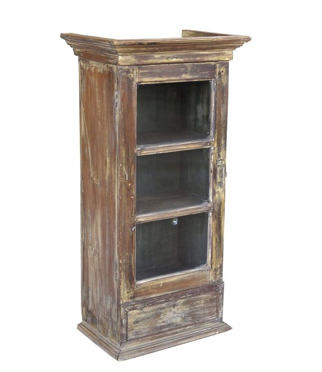Old Glazed Cabinet