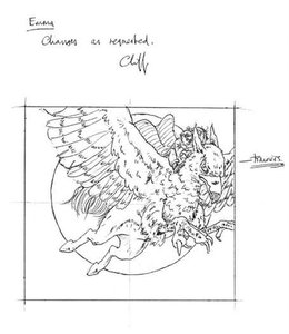 Cliff Wright Drawing Workshop  <p>Tuesday 19th September</p>