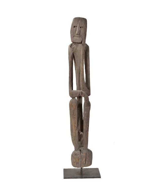 Tribal Carving Figurine