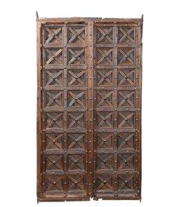 Old Indian Doors
