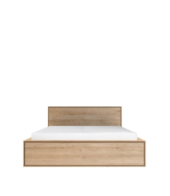 NORDIC II BED WITH DRAWERS