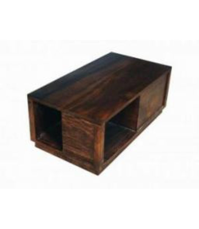 SJS Tiger Sumatra Box Large Coffee Table