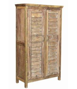 Louvre Door Cabinet