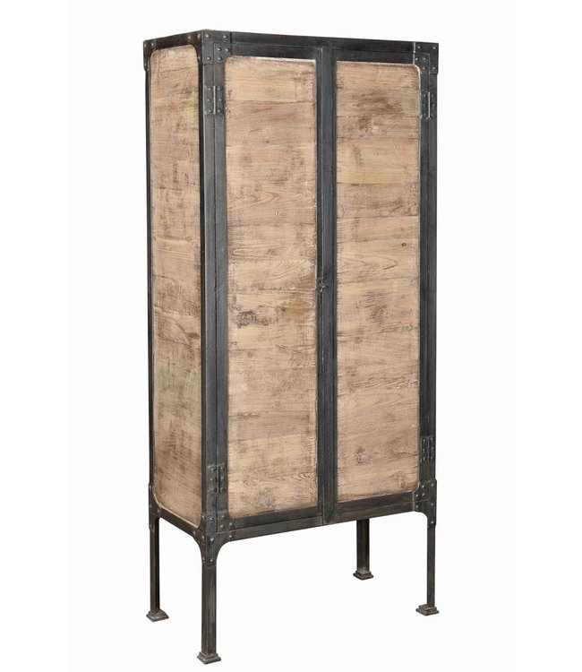 Industrial Double Cupboard