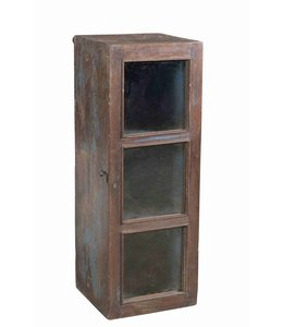 Rectangular Glazed Cabinet