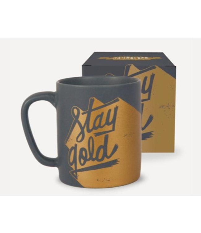 Stay Gold Mug