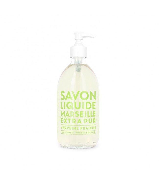 Fresh Verbena Liquid Marseille Soap 500ml