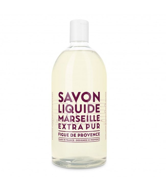 Fig of Provence Liquid Marseille Soap Refill 1L
