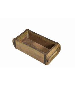 Wooden Brick Moulds