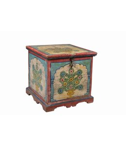 Detailed Painted Box
