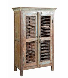 Old Door Cabinet