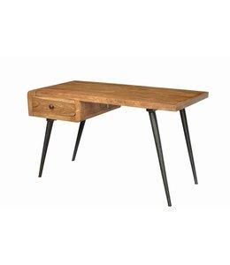 Deco Style Reclaimed Teak Desk