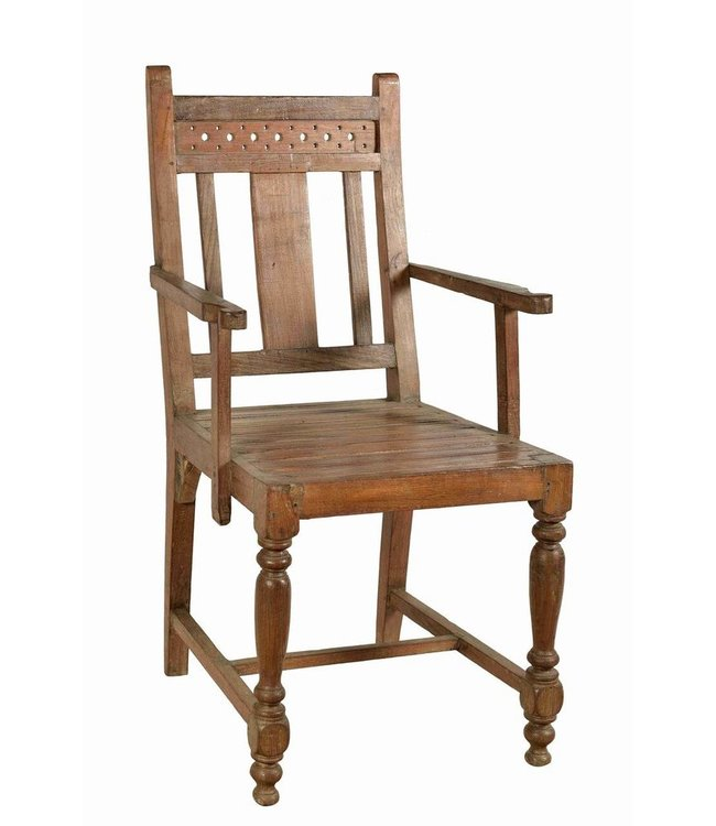 Colonial Teak Chair