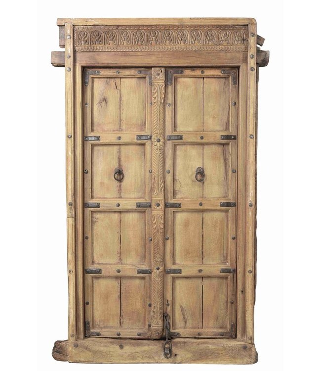 Old Set of Doors - Original Teak