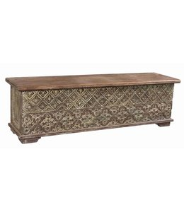 Carved Chest/Trunk
