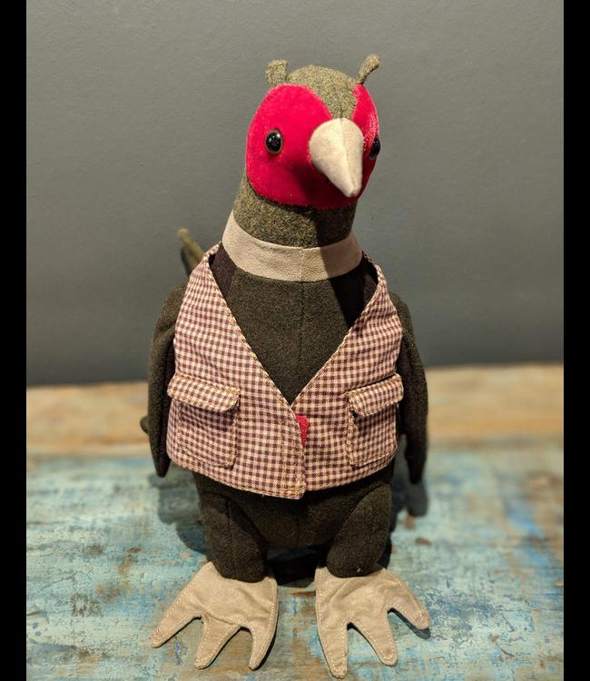 Mr Ringneck Pheasant Doorstop