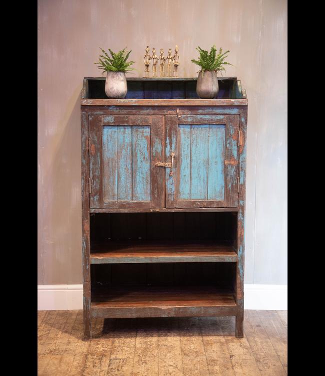 Vintage Indian Storage Cabinet