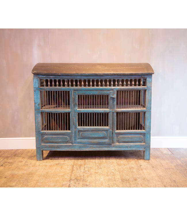 Jali 'Cage' Cabinet
