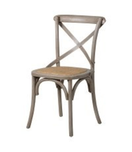 Belfort Cross Back Chair