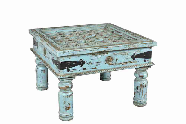 Coffee Tables Trading Boundaries