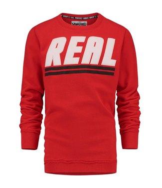 Vingino Vingino - Sweater Nuck flame red