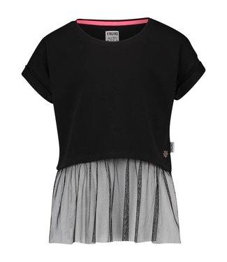 Vingino Vingino - t-shirt Harlotte black