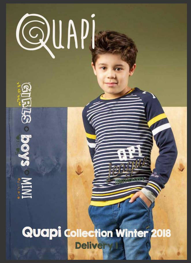 Quapi collection winter 2018 Del 1 Boys