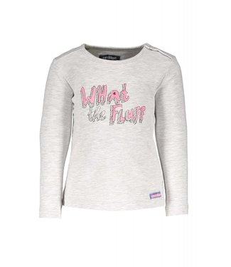 moodstreet T-shirt LS glitterstone