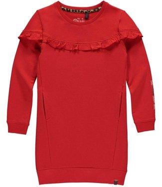 Quapi dress -  diva red