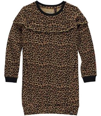 Quapi Dress - Leopard