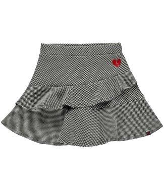Quapi #Lieve - rokje - dark grey
