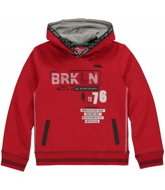 Quapi #Lemar hooded sweater