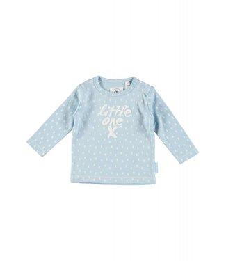 Bampidano Newborn t-shirt l/s allover Little one
