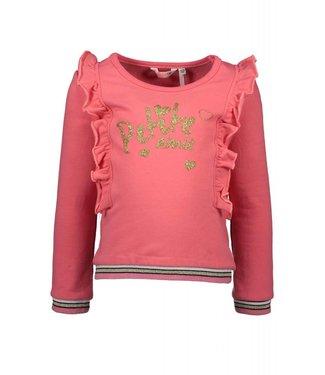Bampidano Kids girls sweater volant petite amie
