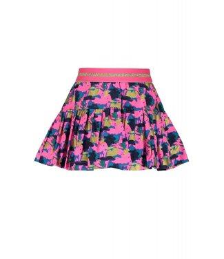Kidz-art Girls skirt allover print