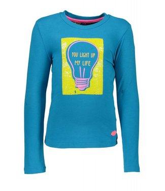 Kidz-art Girls t-shirt l/s light